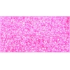 Seedbead Color Lined Rose 10/0